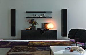 tv unit - wood