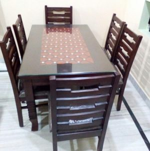 marble top dinning set in vizag -09