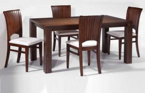 6 seater dining set with chairs