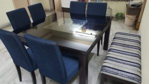 glassdinning set in vizag