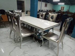 marble top dinning set in vizag