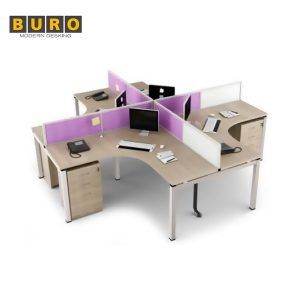 Plus Shape Workstation