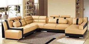 Portugal pillow sofa set