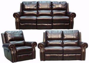 Gunnison reclining sofa set