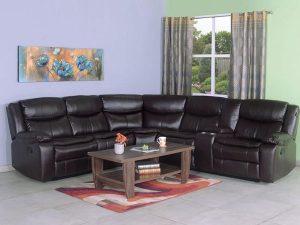 Mitchel Corner Recliner Sofa