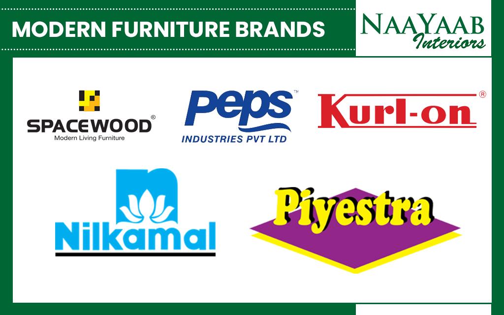 Modern Furniture Brands
