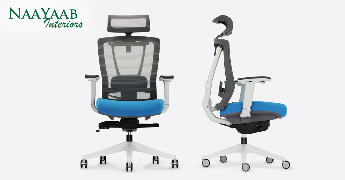 Office Chair with Back Support
