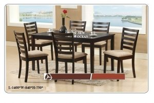New Ocean Dining Table Set